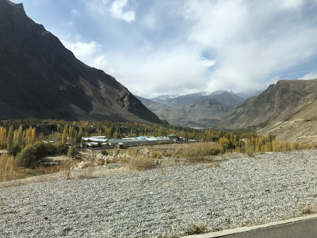 Leadership retreat at the heart of the Pamir Mountains in Tajikistan: a story about self-awareness, empathy and purpose